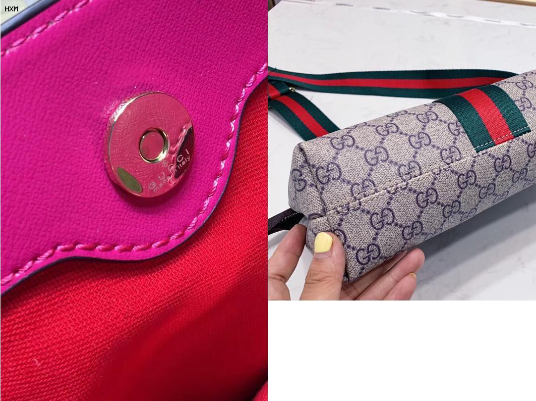 gucci handtasche pink